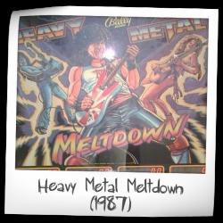 Heavy Metal Meltdown exterior image 1