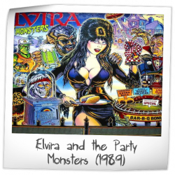 Elvira and the Party Monsters exterior image 1