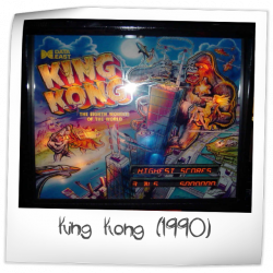 King Kong exterior image 1