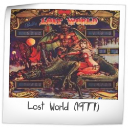 Lost World exterior image 1