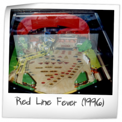 Red Line Fever playfield image 2
