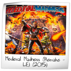 Medieval Madness (Remake - LE) Pinball Machine (Chicago