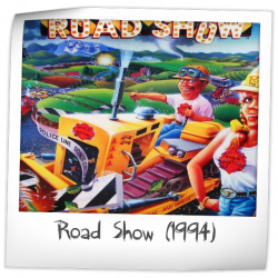 Hard Hat Custom Shooter Rod for Red /& Ted's Road Show
