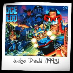 Judge Dredd Pinball Machine Alternative Sniper Plastic