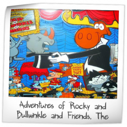 The Adventures of Rocky and Bullwinkle and Friends exterior image 1
