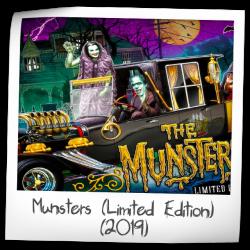 Munsters (Limited Edition) Pinball Machine (Stern, 2019