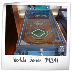 World's Series Playfield and Marquee