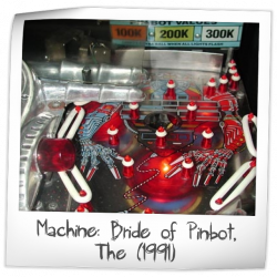 The Machine: Bride of Pinbot playfield image 41