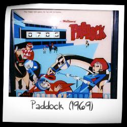 Paddock Back Glass