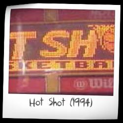 Hot Shot Pinball Machine (Williams, 1994) | Pinside Game Archive