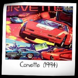 Bally Corvette Pinball Engine Cover Mod
