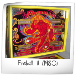 Fireball II exterior image 1