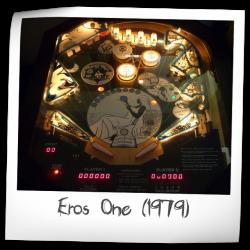 Eros one pinball