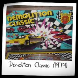 Demolition Classic exterior image 1