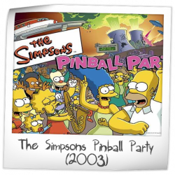 The Simpsons Pinball Party exterior image 1