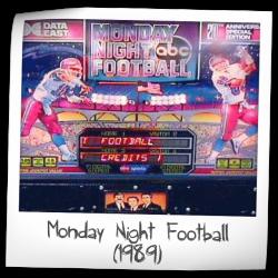 Monday Night Football exterior image 1