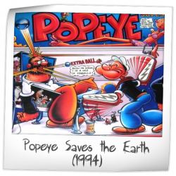 Popeye Saves the Earth exterior image 1