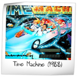 Time Machine exterior image 1