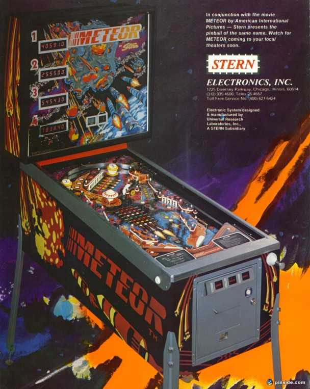value of pinball machine