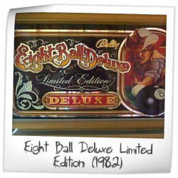 Eight Ball Deluxe Limited Edition exterior image 1