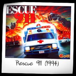 Rescue 911 Pinball Machine (Gottlieb, 1994) | Pinside Game