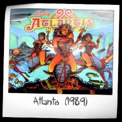 Atlantis exterior image 3