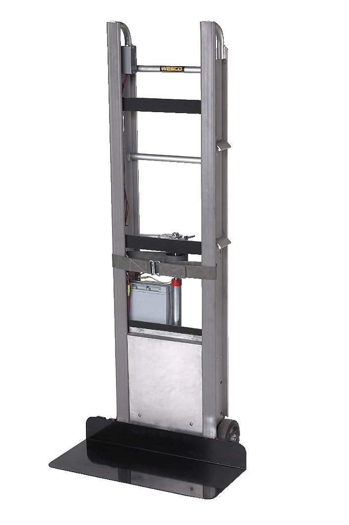 Not another post on pinball dolly lift cart em for Motorized stair climbing dolly rental