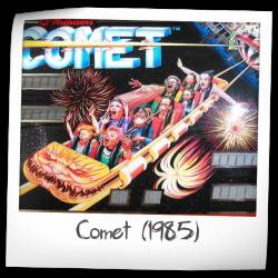 Comet exterior image 1