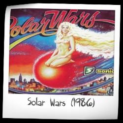 Solar Wars exterior image 1