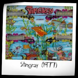 Stingray exterior image 1