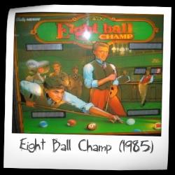 Eight Ball Champ exterior image 1