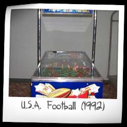 U.S.A. Football exterior image 1