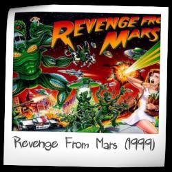 Revenge From Mars exterior image 1