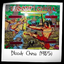Bloody China exterior image 1