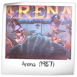 Arena exterior image 1
