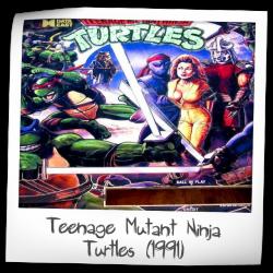 Teenage Mutant Ninja Turtles exterior image 1