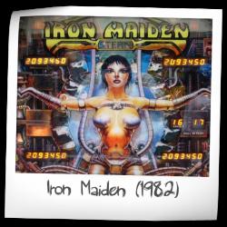 Iron Maiden exterior image 1