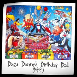 Bugs Bunny's Birthday Ball exterior image 1