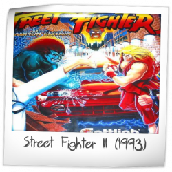 Street Fighter II exterior image 2