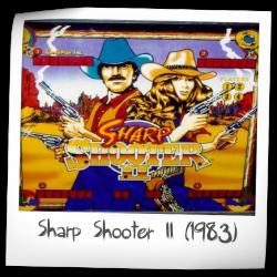 Sharp Shooter II exterior image 1