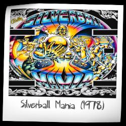 silverball pinball machine