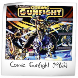 Cosmic Gunfight exterior image 1