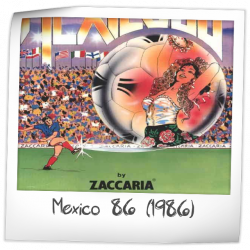 Mexico 86 promotional image 1
