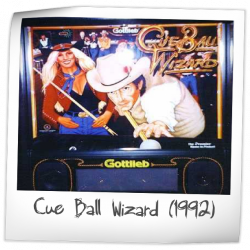 Cue Ball Wizard exterior image 1