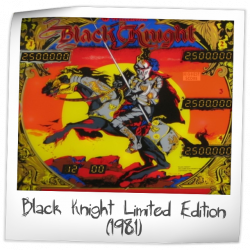 Black Knight Limited Edition
