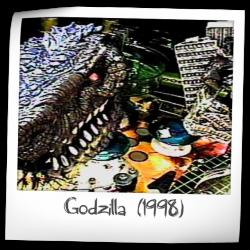 Godzilla playfield image 22