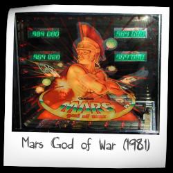 Mars God of War exterior image 1