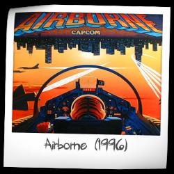 Airborne exterior image 1