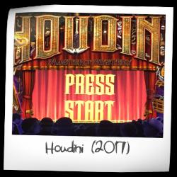 Houdini Pinball Machine (American Pinball, 2017) | Pinside Game Archive